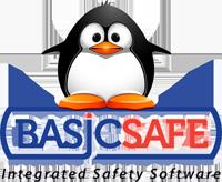 basicsafe logo penguin